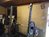 Body power gym set