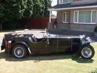 CLASSIC CAR OR VAN WANTED MAY CONSIDER A KIT CAR ANYTHING CONSIDERD
