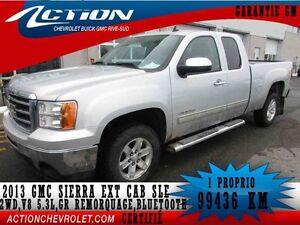 2013 GMC SIERRA 1500 2WD EXTENDED CAB