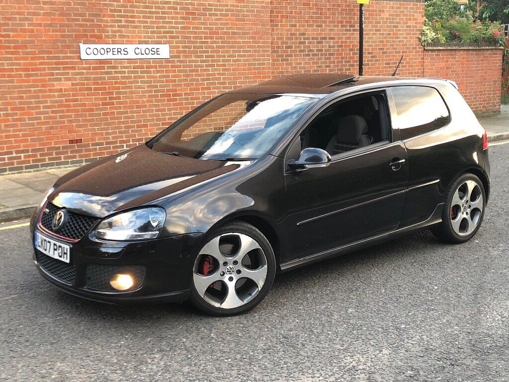 Finance Available    Golf Gti 2007 Mk5 3 Door Manual