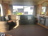 3 Bed Static Caravan For Sale in Clacton on Sea Martello Beach Fees Included - Atlas Sahara Super