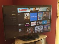 """42"""" LG LED TV for sale"""