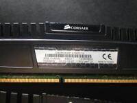 Corsair Vengeance 16gb DDR3 1600Mhz Gaming Ram