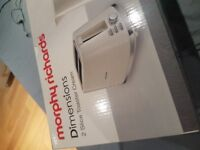 Morphy Richards Toaster - Brand New / Still Within Box