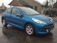 Peugeot 207 1.4 Sport ** Stunning Example, MOT July, High Spec, Superb Condition **