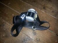 audi a3 all seat belts available