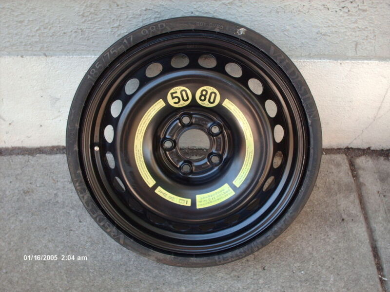 Spare wheel tire for mercedes glk models tires rims for Mercedes benz flat tire