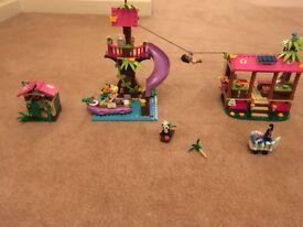 Lego friends jungle