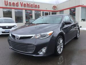 2014 Toyota Avalon XLE, NAVI, LEATHER, SUNROOF, H