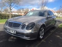 Mercedes-Benz E Class 3.0 E280 Avantgarde+HPI CLEAR+1YEAR MOT+12MW