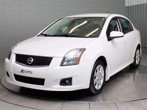 2012 Nissan Sentra SR A\C MAGS