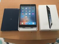 iPad mini 8 inches with box and case