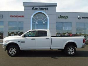 2015 Ram 2500 SLT 4x4 HEMI LONG BOX OUTDOORSMAN FACTORY WARRANTY