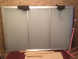 Ikea double sliding wardrobe