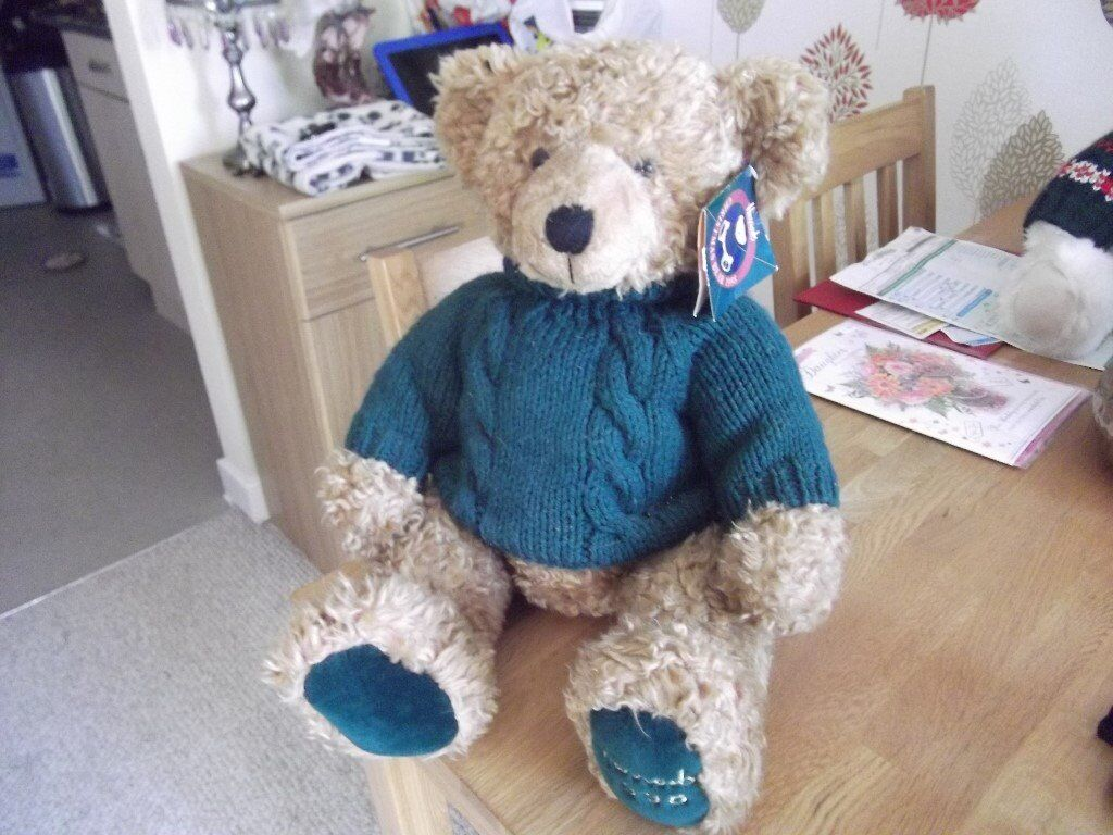 HARRODS 1998 TEDDY BEAR