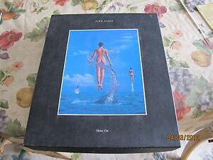 CDs PINK FLOYD SHINE ON,Division bell,Echoes,Thunder,Pulse