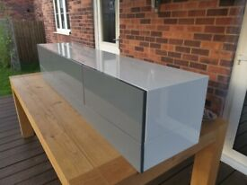 Tv unit cabinet stand RRP£230