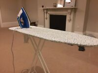 Tesco iron & Ikea ironing board
