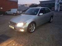 LEXUS IS 200 6 SPEED MANUAL VERY GOOD CONDITION BARGAIN