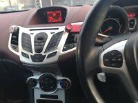 Ford Fiesta diesel 1.6 low mileage motd June 18