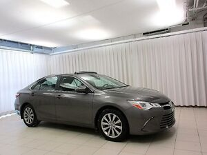 2015 Toyota Camry HURRY!! DON'T MISS OUT!! XLE SEDAN w/ BLUETOOT