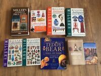 Millers collectible antique price guide books