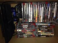 Sony ps3 and 39 games $250 obo