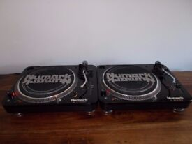 Numark tt-100 Direct Drive turntables/ technics 1210/1200 alternatives/uk delivery available