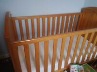 Mothercare cotbed for sale