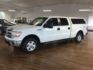 2013 Ford F-150 XLT 5.0L 4X4, Trailer Tow Package, Bluetooth