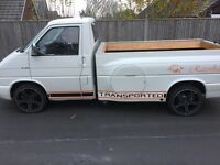 VW T4 RAZORBACK PICK UP ( find another)