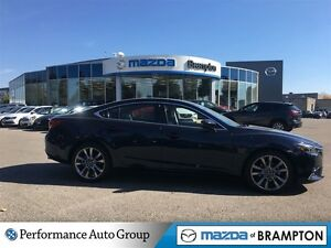 2016 Mazda MAZDA6 GT/LEATHER/ROOF/NAV/SOLD PENDING DELIVERY