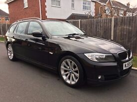 BMW 3 Series 320d Estate Facelift Touring - Full Service History - Automatic