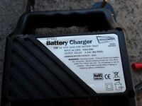 12 volt battery charger for car