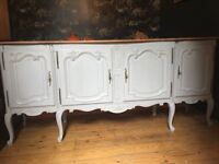 Antique French side board.