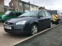 Ford Focus tdci ghia for sale may swap/px