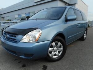 2009 Kia SEDONA LX/DVD/PORT USB/BLUETOOTH