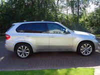 BMW X5 3.0 SD M SPORT 5d AUTO 282 BHP M SPORT, PANORAMIC ROOF 7 SEATS WITH A LOT OF EXTRAS