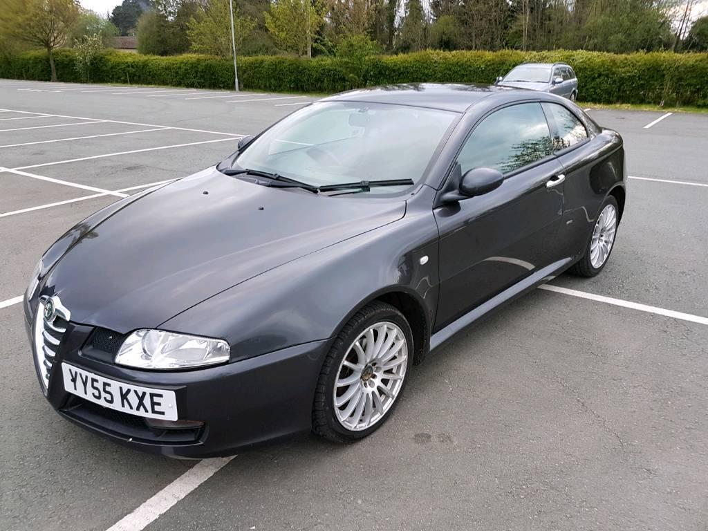 Alfa Romeo GT 2005 \u002639;55\u002639; Reg  in Shrewsbury, Shropshire  Gumtree