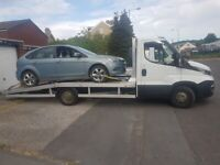 BREAKDOWN AND CAR RECOVERY TRANSPORTATION COLLECTION/DELIVERY SERVICE CHEAP YORKSHIRE 07923928627
