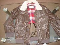 brand NEW jacket 7-8 years