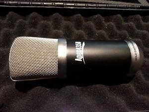 Apex Condensor mic. We sell used microphones, (#41988)