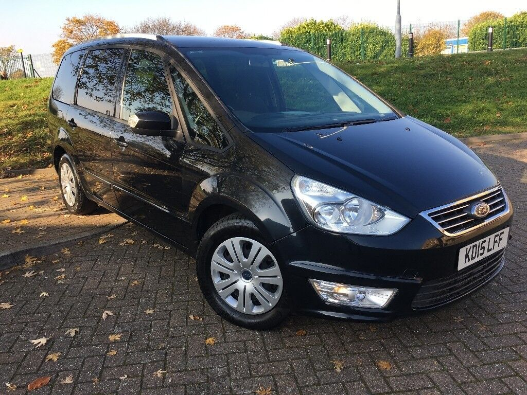 2015 FORD GALAXY DIESEL AUTOMATIC ONE OWNER FROM NEW CAN PCONot vw sharan or seat Alhambra not prius