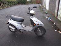 moto roma go go 50cc moped