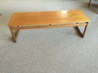 Vintage G Plan Rectangular Coffee Table