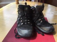 Karrimor walking boots size 6