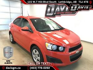 Used 2013 Chevrolet SonicLS-Ideal first car!