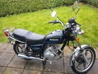 Suzuki gn 125cc