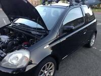 Toyota Yaris sr 1.3 vvt-I swap or sale