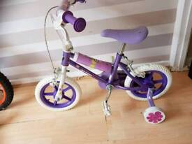 Girls bike. Ideal xmas present